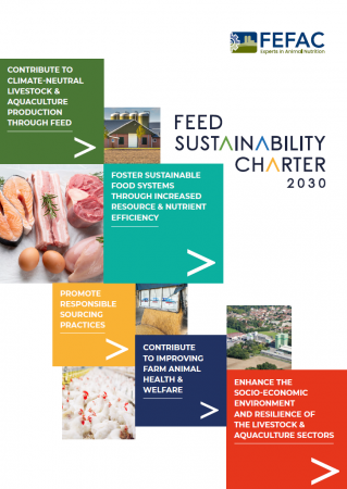 Feed Sustainability Charter, forside