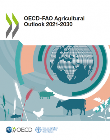 OECD - FAO Agrucultural Outlook, forside